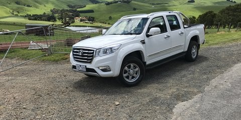 2017 Great Wall Steed 4x2 petrol review