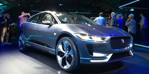 Jaguar I-Pace concept: Most important car since the E-Type