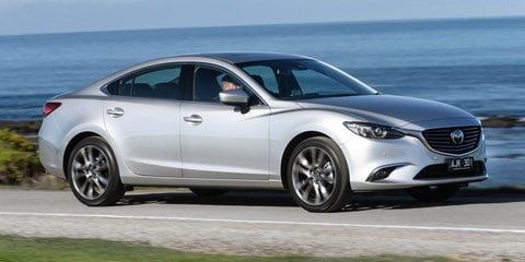 2016 Mazda 6 Touring Review