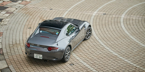 2017 Mazda MX-5 RF review