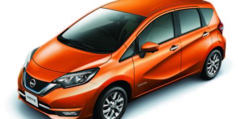 Nissan e-POWER range-extender electric drivetrain revealed