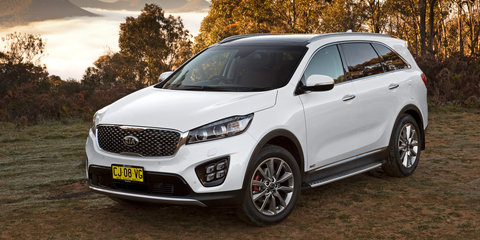 2017 Kia Sorento pricing and specs: GT-Line flagship arrives, AEB added to Platinum