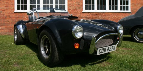 AC Cobra 378 enters production, more modern car in the works