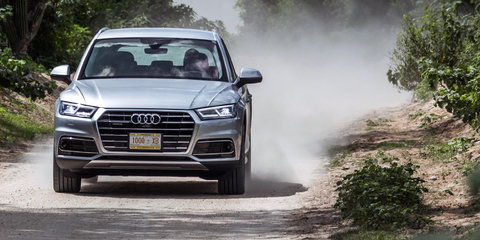 2017 Audi Q5 gets new 'quattro ultra' drive system