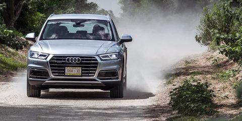2017 Audi Q5 gets new 'quattro ultra' drive system
