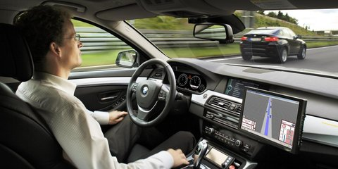 "BMW autonomous cars won't make ""life and death"" decisions"