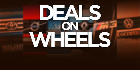Weekend Deals on Wheels for November 5