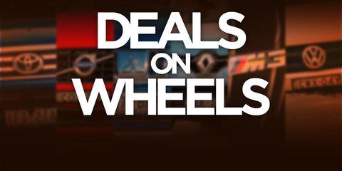 Weekend Deals on Wheels for November 5