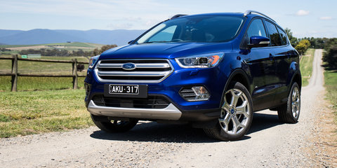 2017 Ford Escape review: Quick drive
