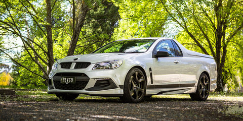 2016 HSV Maloo R8 SV Black review