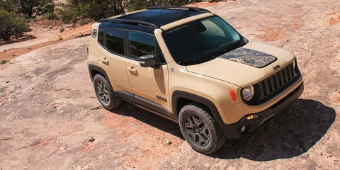 Super compact SUV on Jeep's wish list