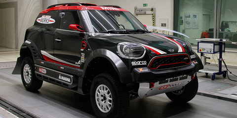 Mini John Cooper Works Rally features BMW straight-six