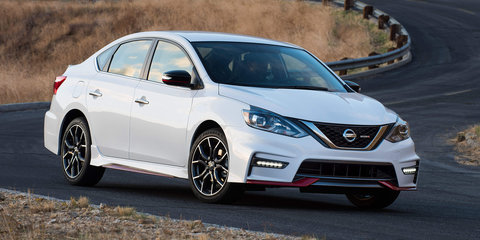 2017 Nissan Sentra Nismo: American Pulsar SSS gets aggressive makeover