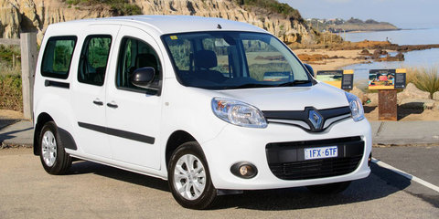Renault Kangoo Lifestyle Pack adds tech and comfort for Maxi Crew model