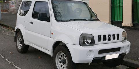 2000 Suzuki Jimny JX (4x4) review Review