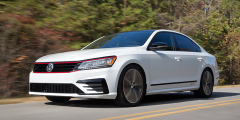 Volkswagen Passat GT Concept: American sedan given a sporty flavour in LA