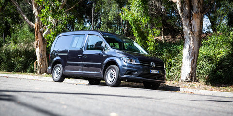 2016 Volkswagen Caddy Maxi Crewvan TSI220 long-term review