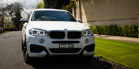 2016 BMW X6 30d review