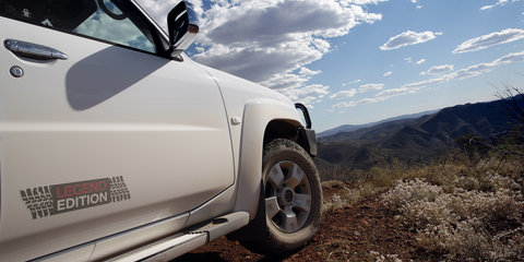 2016 Nissan Patrol Y61 Legend Edition review