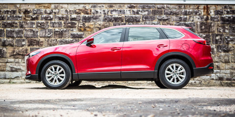 2017 Mazda CX-9 Sport AWD review
