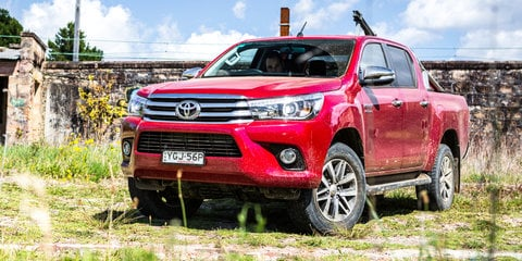 2017 Toyota Hilux SR5 review