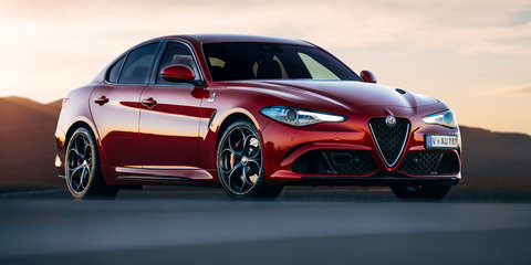 2017 Alfa Romeo Giulia pricing and specs