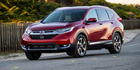 2017 Honda CR-V: Seven-seater and sales growth expected, but no diesel
