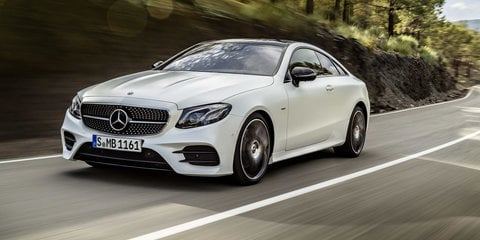 Mercedes-AMG E63 Coupe and Convertible ruled out, hybrid E-Class AMG on its way?