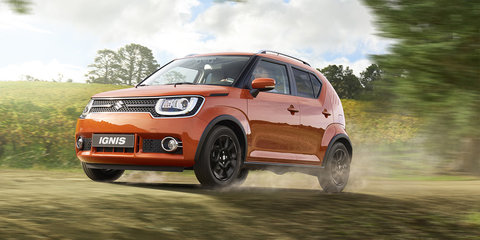 2017 Suzuki Ignis: Initial Australian pricing revealed in online competition