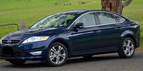 2012 Ford Mondeo Zetec review Review