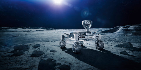 Audi lunar quattro heading to the moon next year