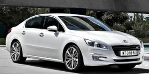 2012 Peugeot 508 GT Luxury HDi Review Review