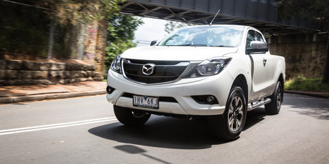 2016-17 Mazda BT-50 recalled for airbag fix