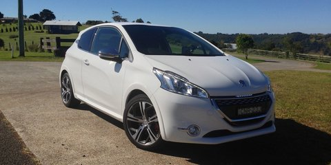 2014 Peugeot 208 GTi Review Review