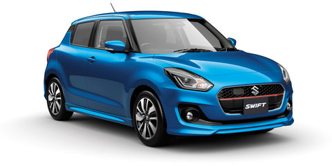 New Suzuki Swift aimed squarely at Mazda 2