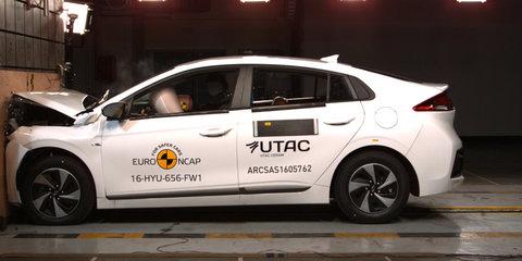 Euro NCAP:: Audi Q2, A5, Ford Edge, Hyundai Ioniq, Peugeot 3008 score five stars for safety