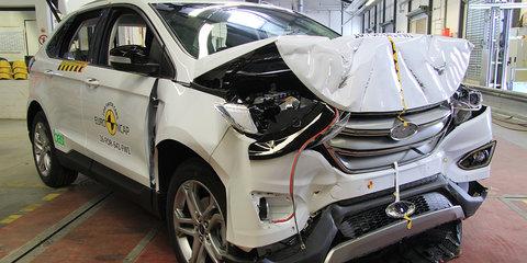 Euro NCAP: Audi Q2, A5, Ford Edge, Hyundai Ioniq, Peugeot 3008 score five stars for safety