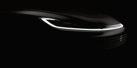 Faraday Future previews family-hauling EV ahead of CES debut