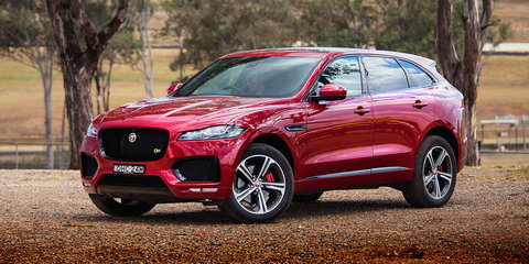 2017 Jaguar F-Pace 35t S review