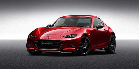 Mazda reveals two MX-5 specials for Tokyo Auto Salon