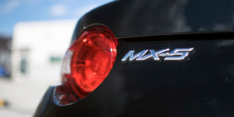 Mazda not working on sports car larger than the MX-5