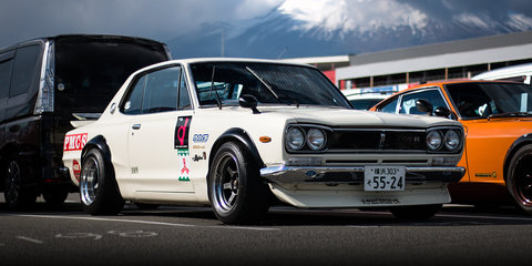 Nismo Festival 2016: At the track and in the cold at Fuji Speedway