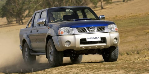 2009-2012 Nissan Navara, Patrol recalled for Takata airbags: 20,900 vehicles affected - UPDATE
