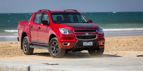 2015 Holden Colorado Z71 (4x4) Review Review