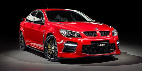 2017 HSV GTS: final 430kW LSA-powered monster to be built next month