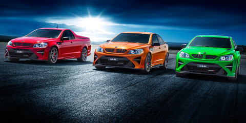 2017 HSV range: GTSR makes triumphant return, W1 revealed for Zeta send-off