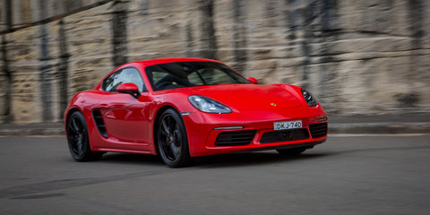 Porsche 718, 911 recalled for airbag fix