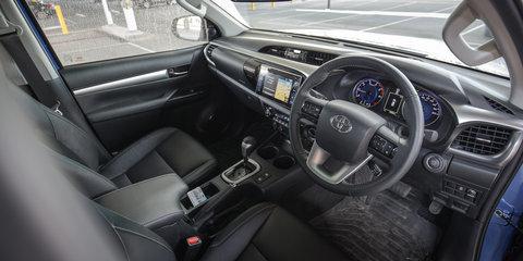 Holden Colorado LTZ v Toyota HiLux SR5 comparison