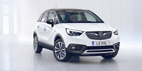 2017 Opel Crossland X revealed as Meriva replacement