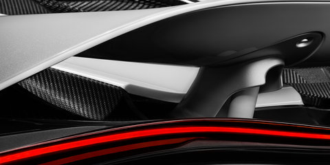 McLaren's gen-two Super Series' V8 teased